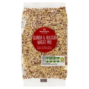 Morrisons quinoa Bulgur Wheat-0