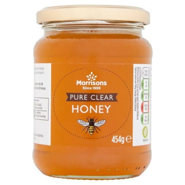 Morrisons Pure Clear Honey-0