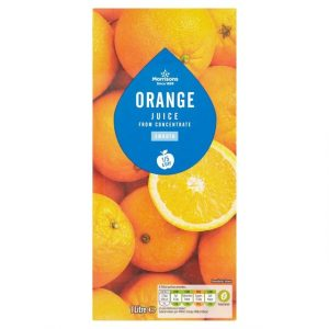 Morrisons Orange Juice From Concentrate Smooth-0