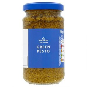 Morrisons Green Pesto-0