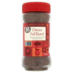 Morrisons Full Roast Instant Coffee 100g-0