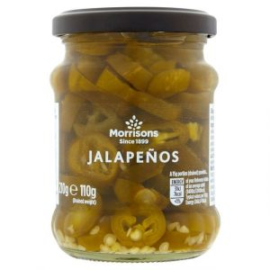 Morrisons Sliced Jalapeno-0