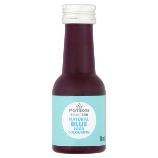 Morrisons Food Colouring Blue-16308