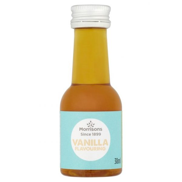 Morrisons Vanilla Flavouring-16349