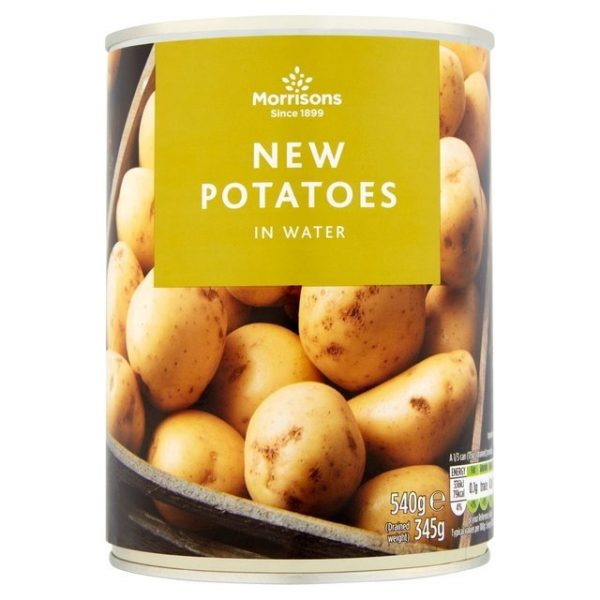 Morrisons New Potatoes-0
