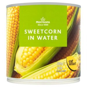 Morrisons Sweetcorn In Water-0