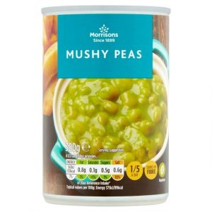 Morrisons Chip Shop Style Mushy Peas-0