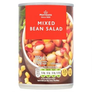 Morrisons Mixed Bean Salad-0