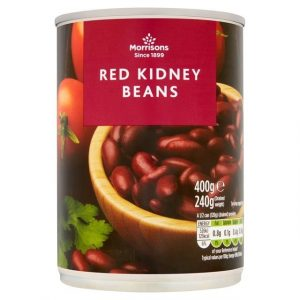 Morrisons Red Kidney Beans-0