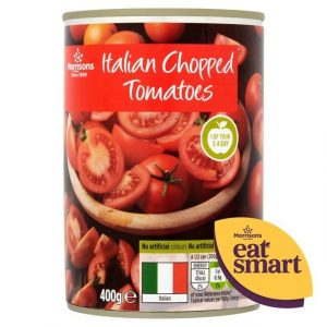 Morrisons Italian Chopped Tomatoes-0