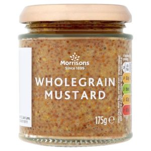 Morrisons Wholegrain Mustard-0