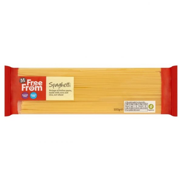 Morrisons Free From Spaghetti-16485