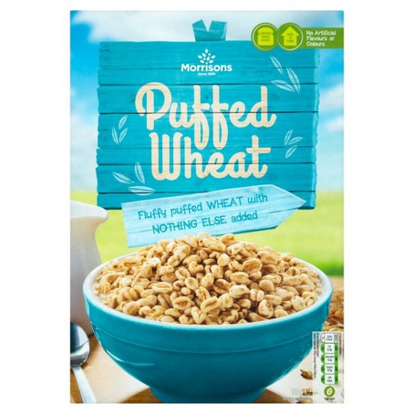 Morrisons Puffed Wheat-16205