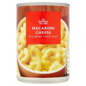 Morrisons Macaroni Cheese-0