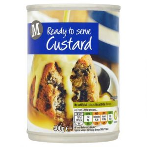 Morrisons Custard Ready to Serve-0