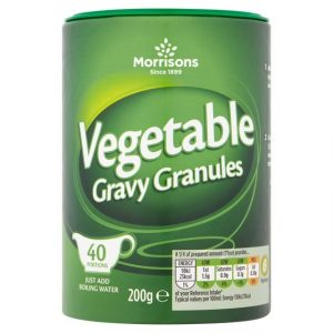 Morrisons Gravy Granules Vegetable-0