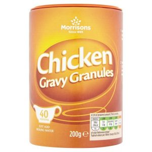 Morrisons Gravy Granules Chicken-0
