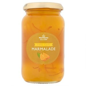 Morrisons Fine Cut Orange Marmalade-0