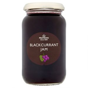 Morrisons Jam Blackcurrant-0