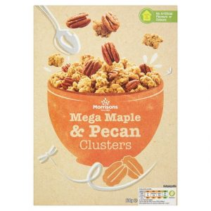 Morrisons mega Maple & Pecan-0