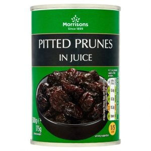 Morrisons Prunes In Grape Juice-0