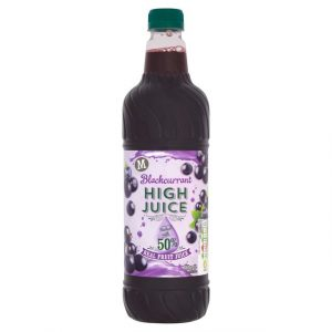 Morrisons Blackcurrant High Juice-0