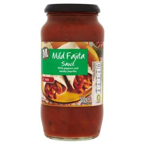 Morrisons Fajita Cooking Sauce-0