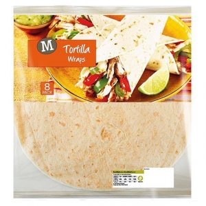 Morrisons Tortilla Wraps-0