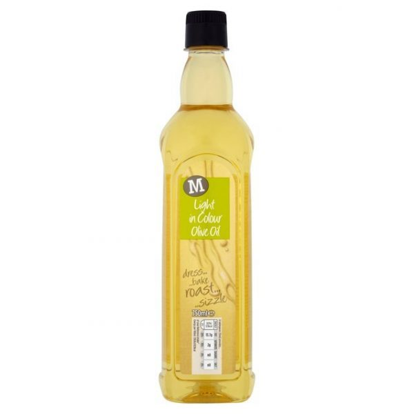 Morrisons Olive Oil Light & Mild-0