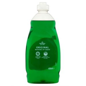 Morrisons Original Washing Up Liquid-0