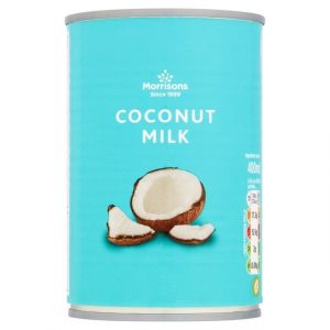 Morrisons Canned Coconut Milk-0