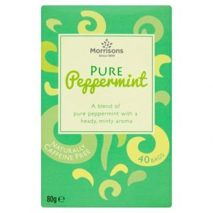 Morrisons Pure Peppermint Tea 40s-0