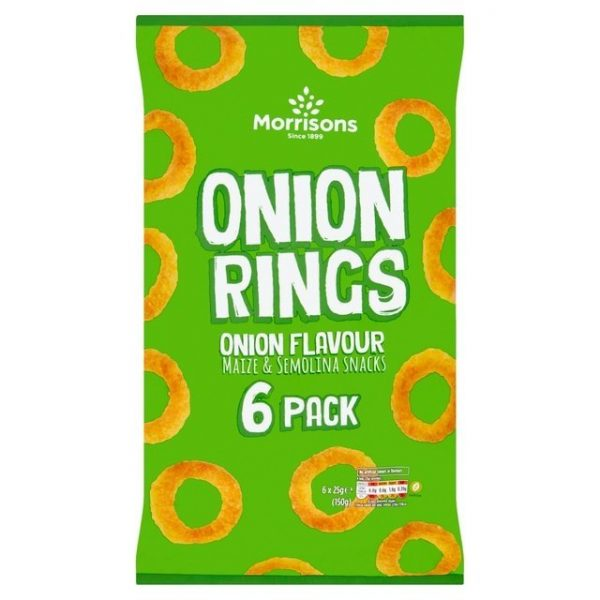 Morrisons Onion Rings-0