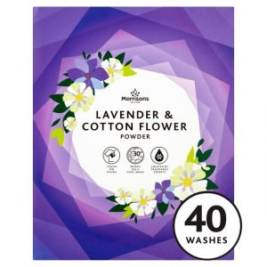 Morrisons Lavender Washing Powder (Bio)-0