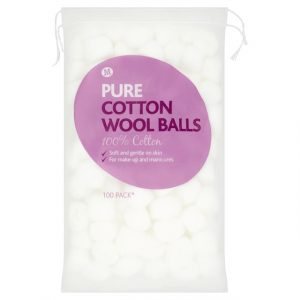 Morrisons Pure Cotton Wool Balls-0