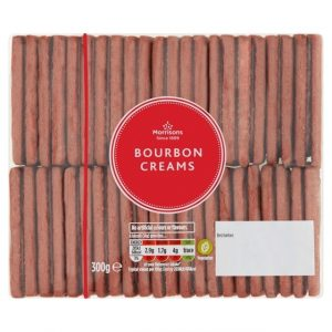 Morrisons Bourbon Creams-0