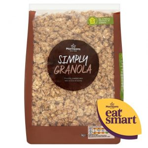 Morrisons Granola Simply-0
