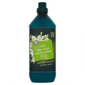 Morrisons Lily & Green Amber Fabric Conditioner-0