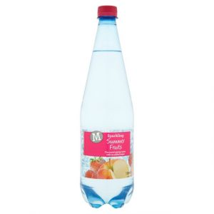 Morrisons Sparkling Spring Water Summer Fruits-0