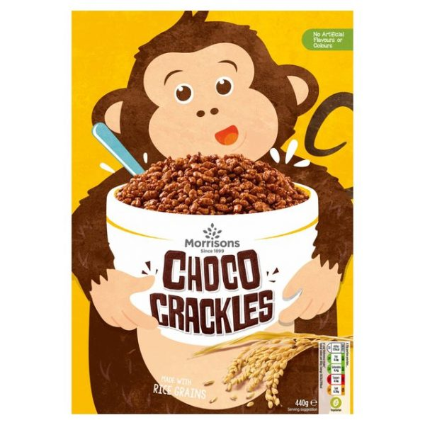 Morrisons Choco Crackles-16158