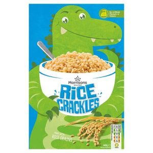 Morrisons Rice Crackles
