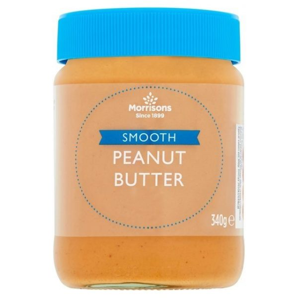 Morrisons Peanut Butter Smooth-0