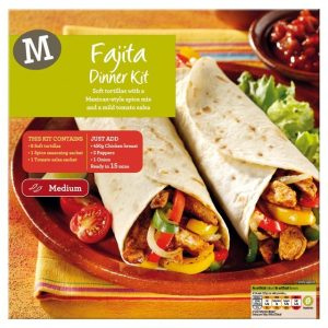 Morrisons Fajita Kit-0
