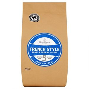 Morrisons French Style Roast & Ground Coffee 227g-0