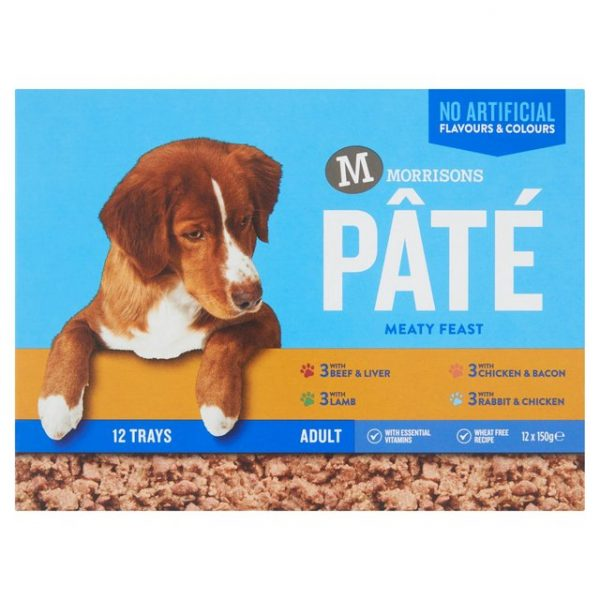 Morrisons Multipack Pate for Dogs-17389
