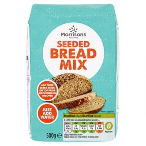 Morrisons Crusty Seeded Bread Mix-0