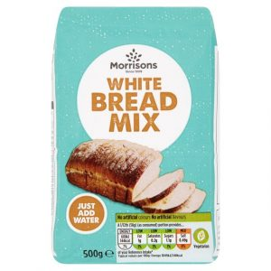 Morrisons Crusty White Bread Mix-0