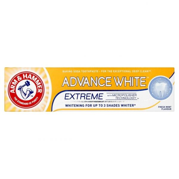 Arm & Hammer Advanced Whitening Toothpaste-17458
