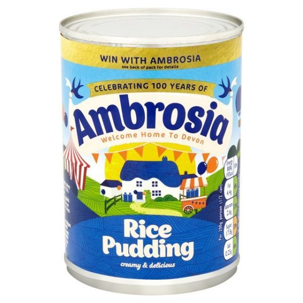 Ambrosia Rice Pudding-0