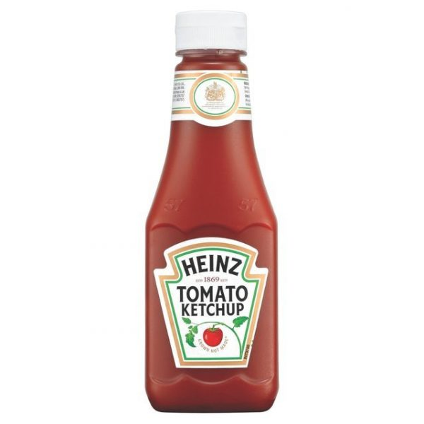 Heinz Tomato Ketchup Squeezy-17632